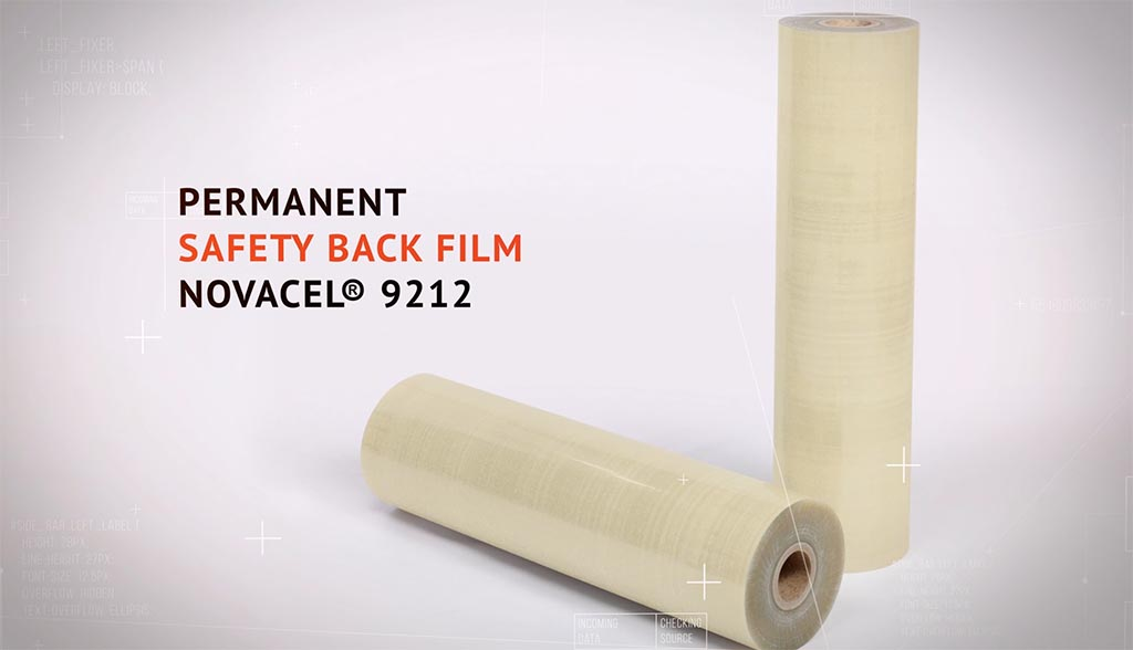 Novacel 9212 : our permanent safety film